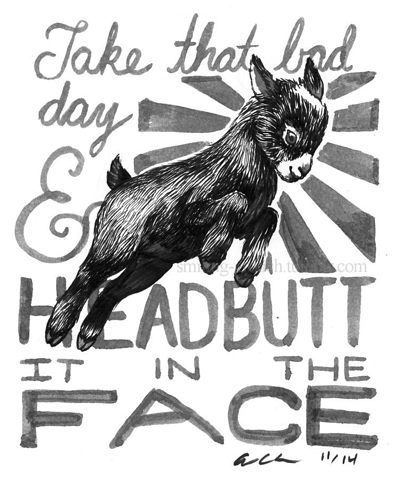 headbutt-bad-day-face-funny-daily-quotes-sayings-pictures